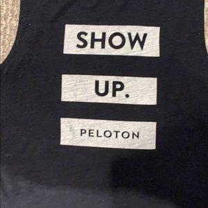 Peloton Tops - Black SHOW UP Peloton Tank
